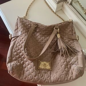 Large Juicy Couture Crossbody Bag